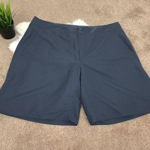 Columbia Omni-Shade Man Short Gray Sz: 42